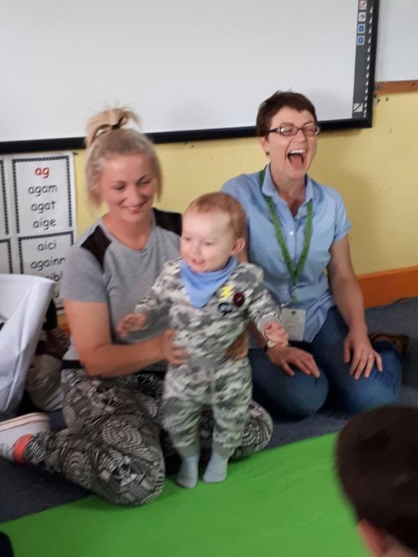 Baby Noahs Final Visit